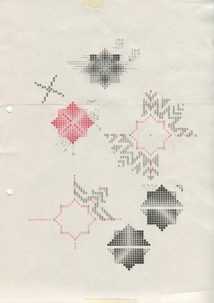 Falk Schwalbe, typewriter art, Schreibmaschinenkunst, typewriterart